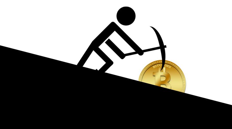minería bitcoin canva