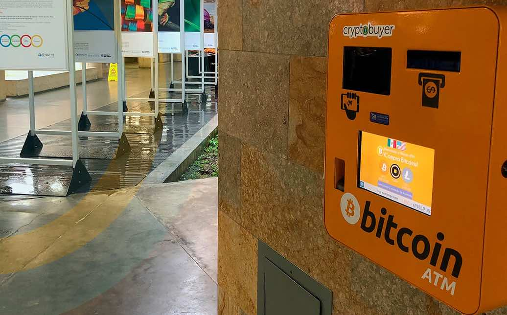 ATM Latinoamérica Cryptobuyer