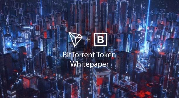 bitTorrent Tron BTT