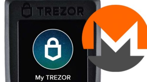 trezor monero canva