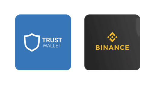 trust wallet binance web