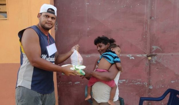 ayuda humanitaria venezuela twitter bci